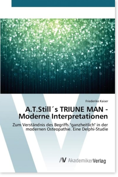 A T Stil's TRIUNE MAN - Moderne Interpretationen