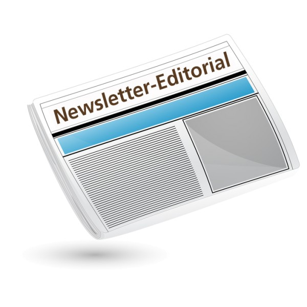 Newsletter-Editorial