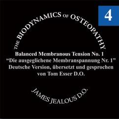 Die ausgeglichene Membranspannung 1 (Audio-CD. Nr. 04)