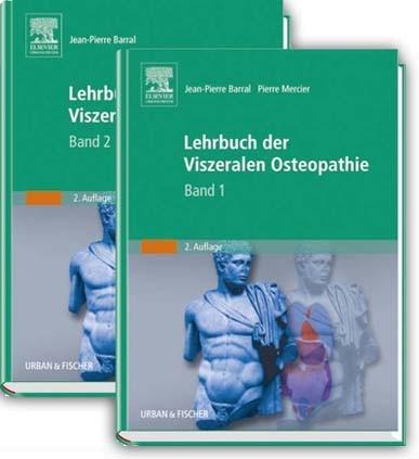 Lehrbuch der Viszeralen Osteopathie (Band 1 & 2)