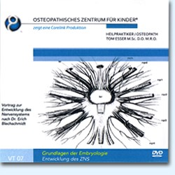 Vortrag zur Entwicklung des Nervensystems nach Dr. Erich Blechschmidt (DVD)