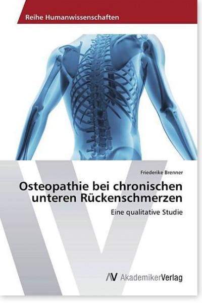 Osteopathie bei chronischen unteren Rückenschmerzen