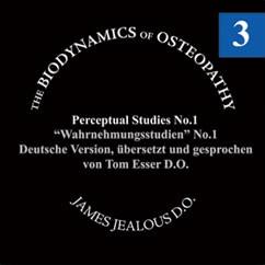 Wahrnehmungsstudie 1 / Die Sutherland–Odyssee (Audio-CD Nr. 03)