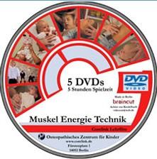 Muskel Energie Technik 1 - 5 (DVD-Sampler)