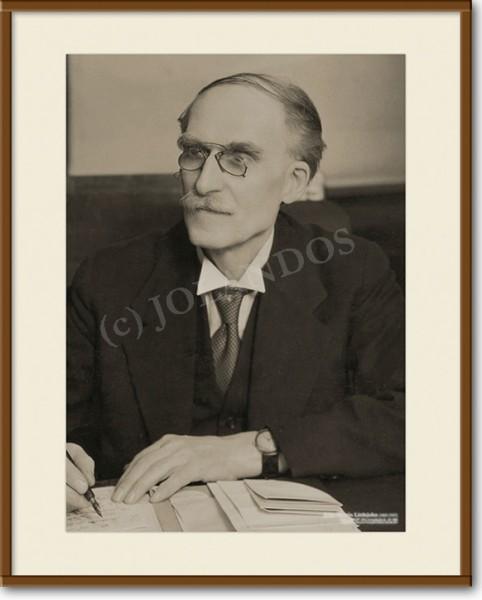 J.M. Littlejohn - Schreibtisch (A3)
