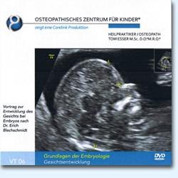 Vortrag zur Entwicklung des Gesichts bei Embryos nach Dr. Erich Blechschmidt (DVD)