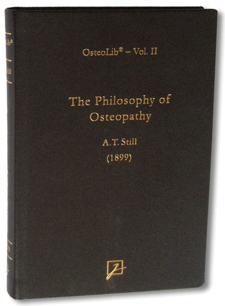 The Philosophy of Osteopathy (1899) - English!