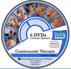 Craniosacrale Therapie 1 - 6 (DVD-Sampler)