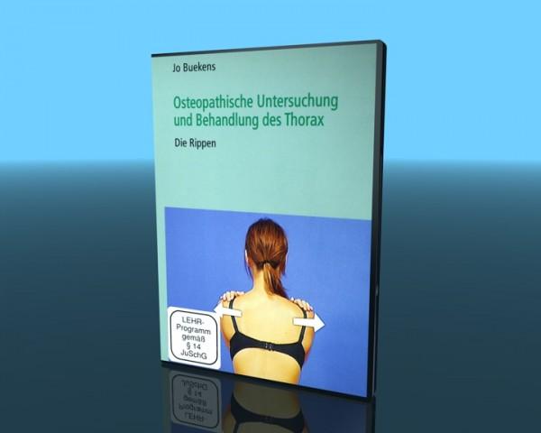 Osteopathische Untersuchung und Behandlung des Thorax - Rippen (MET)