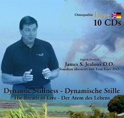 Dynamische Stille - Der Atem des Lebens (10 Audio-CDs)