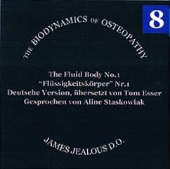 Flüssigkeitskörper 1 (Audio-CD. Nr. 08)