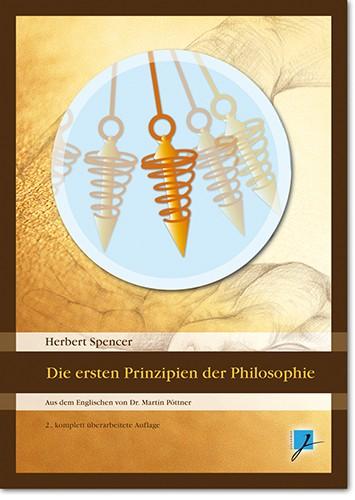 Die ersten Prinzipien der Philosophie