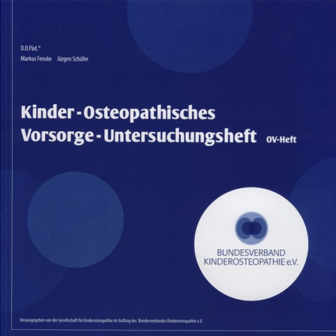 Kinder-Osteopathisches Vorsorge-Untersuchungsheft