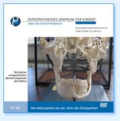 Vortrag: Das Kiefergelenk aus osteopathischer Sicht